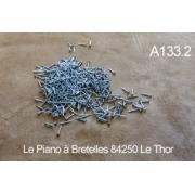 A133.2 - Clous musique 16mm (prix au gramme)