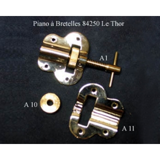 A10 - Molette de réglage pour courroie Basse