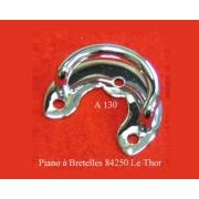 A130 - Fixation bretelle en rond type diatonique