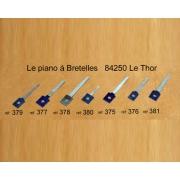 A380 - Lame détail (13 mm)