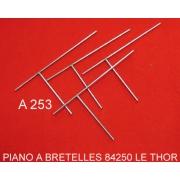 A253 - Répétine pour mécanique basse