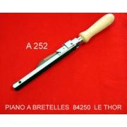 A249 - Grattoir Diam. 1,2mm