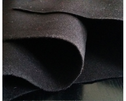A131.85 - Feutre soupape noir 2mm