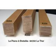 A206 - Carton de soufflet 35mm x 12cm