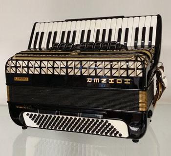 Accordéon Hohner Piano Le Piano à Bretelles