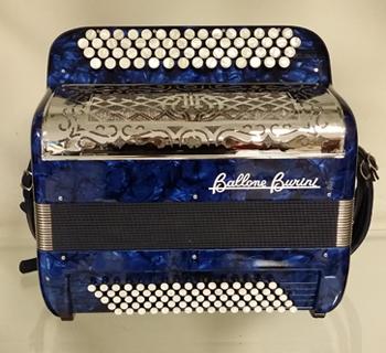 Accordéon Ballone Burini occasion le Piano à bretelles