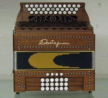 Accordéon neuf Castagnari Handry Le Piano à Bretelles
