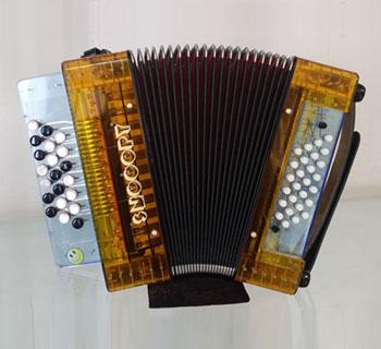 Accordéon neuf snooopi Le Piano à Bretelles