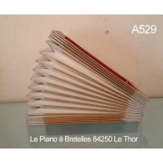 A529 - Soufflet accordéon ou banc d'accord