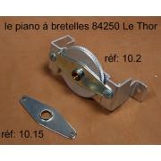 A10.15 - Fixation molette guide horizontal