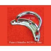 A127 - Fixation bretelle type chromatique