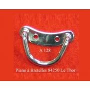 A128 - Fixation bretelle type diatonique 2915