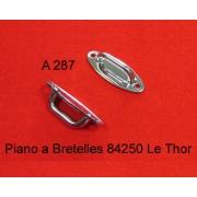 A287 - Fixation bretelle inox simple