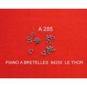 A267.2 - Rondelle laiton pour tirette (grande)