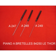 A247 - Grattoir Diam. 2,2mm