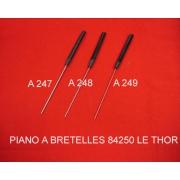 A248 - Grattoir Diam. 1,8mm