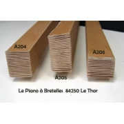 A205 - Carton de soufflet 30mm x 12cm