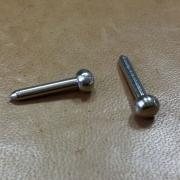 A19 - Fixation de soufflet - Aiguille 19mm ronde