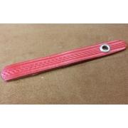 A101.15 - Attache soufflet diatonique pression Rouge Cuir